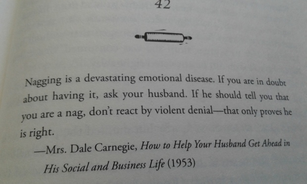 Vintage 50's Marriage Advice