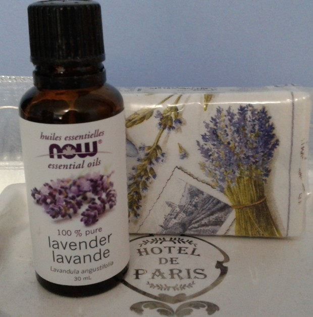 Lavender oil Now