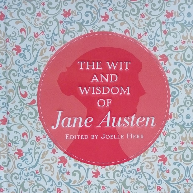 Jane Austen Wit and Wisdom book