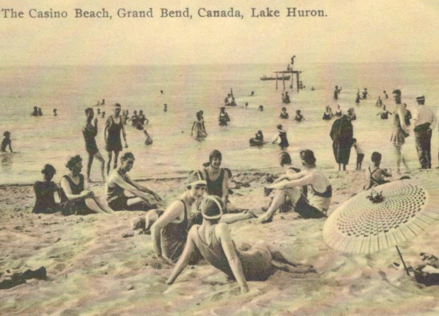 Grand Bend Beach Beauties