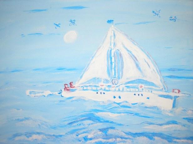 Sailboat AMc