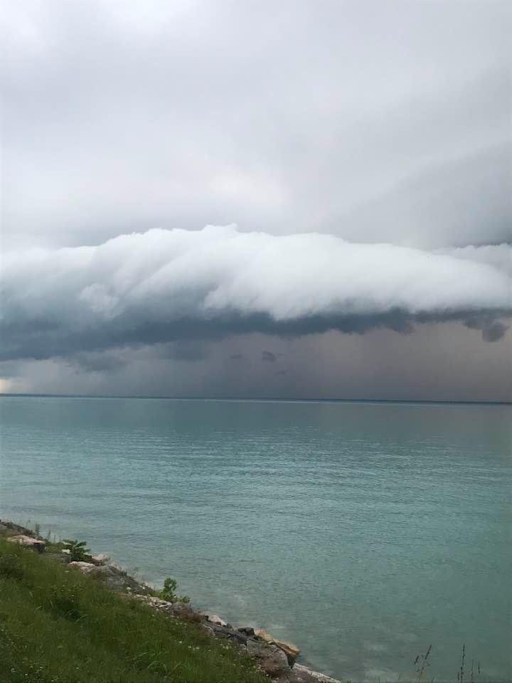 storm clouds Janice K.