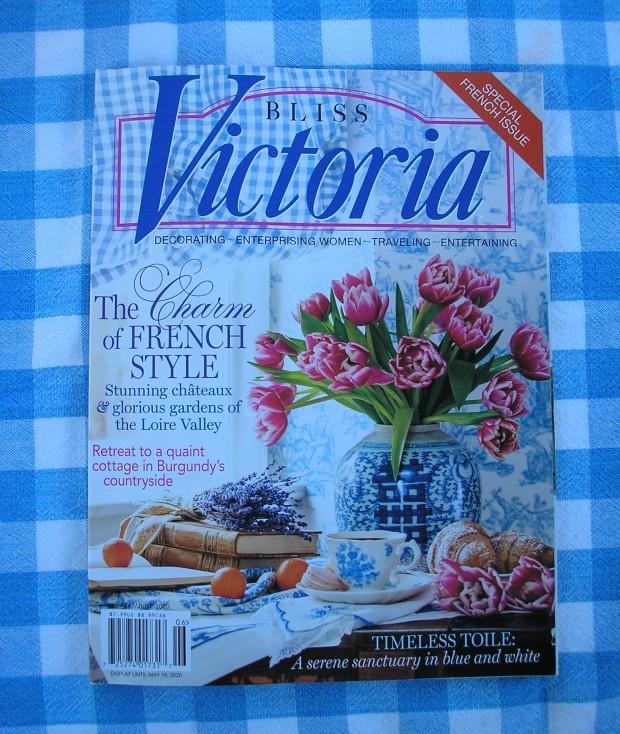 Victoria magazine summer