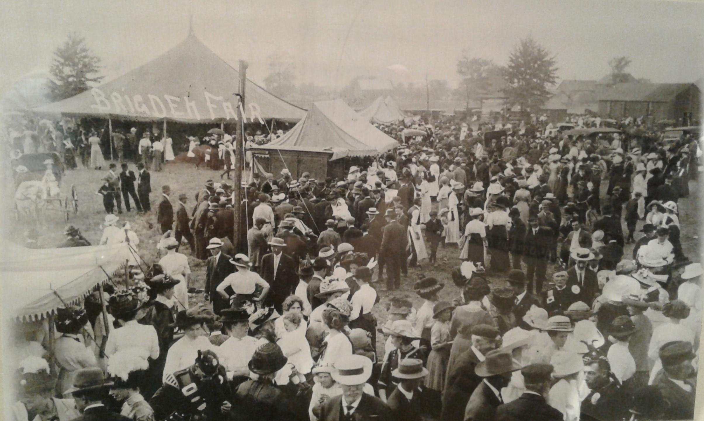 Brigden Fair - old pic