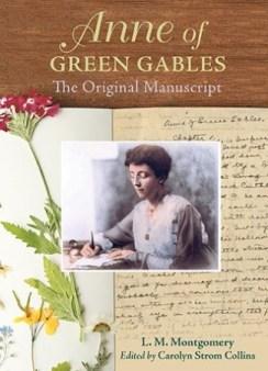 Anne of Green Gables manuscript